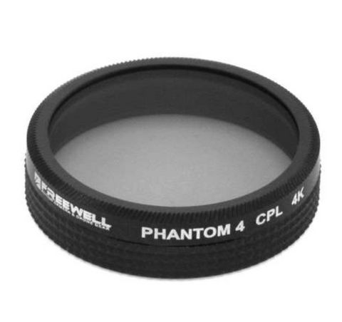 Freewell Phantom 4 - ND CPL (4K) Filter