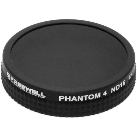Freewell Phantom 4 - ND16 (4K) Filter