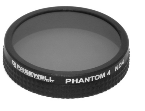 Freewell Phantom 4 - ND4 (4K) Filter