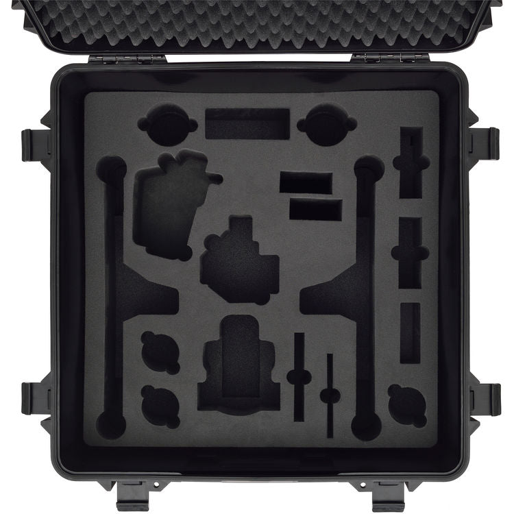 HPRC Wheeled Hard Case with Foam for DJI Inspire 2