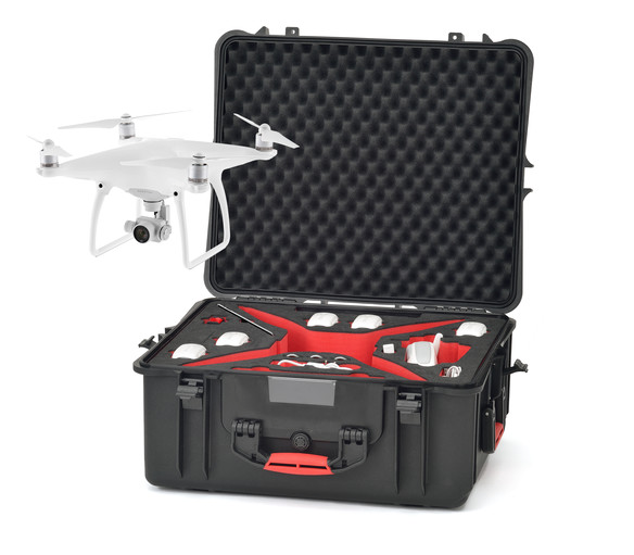 HPRC Hard Case for DJI Phantom 4 - Carolina Dronz - 3