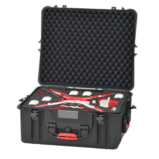 HPRC Hard Case for DJI Phantom 4 - Carolina Dronz - 1