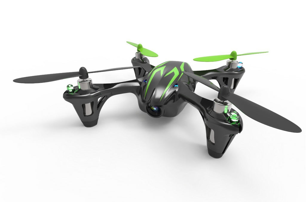 Hubsan Quadcopter X4 H107c HD 2MP Camera HICH107CHDBR - Carolina Dronz - 3