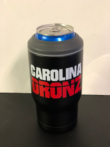 Cold-1 Insulated Can and Glass Drink Holder