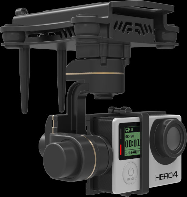GDU BYRD ADVANCED 1.0 GOPRO GIMBAL VERSION - Carolina Dronz - 6