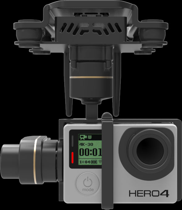 GDU BYRD ADVANCED 1.0 GOPRO GIMBAL VERSION - Carolina Dronz - 7