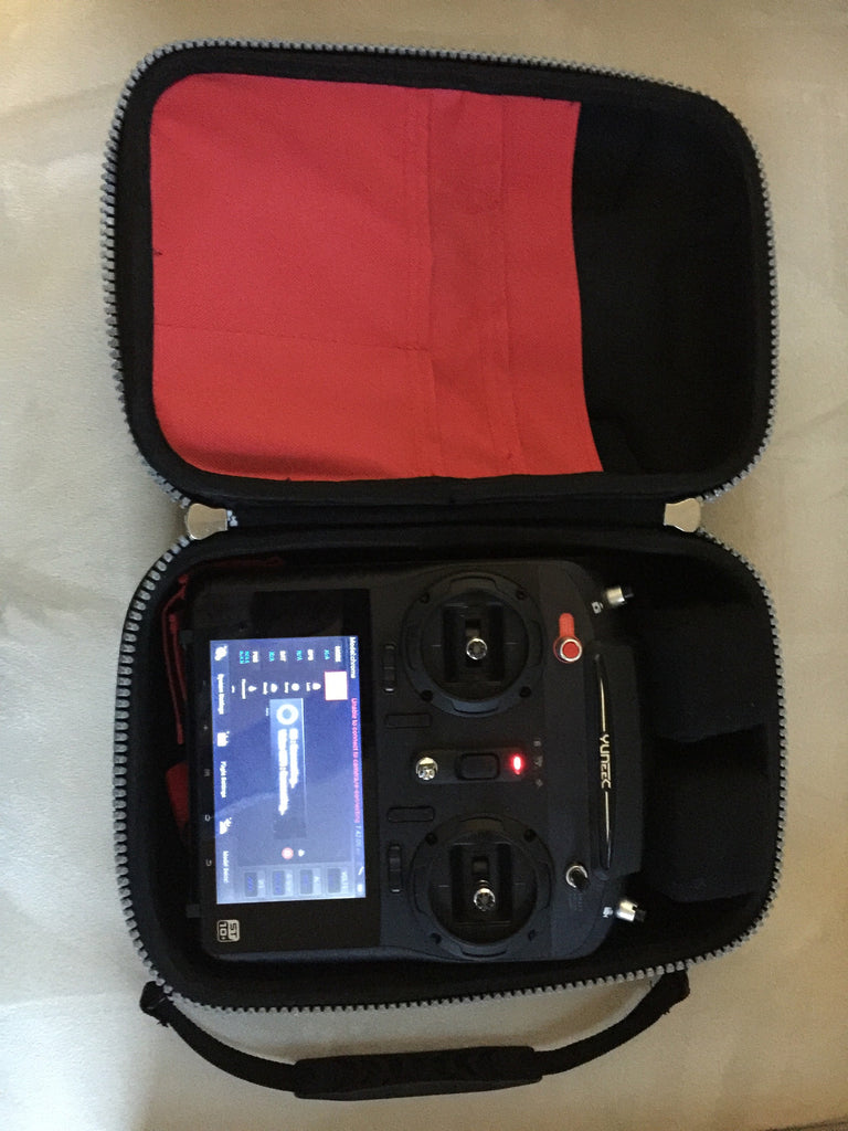 Remote Radio Hard Compact Case - Carolina Dronz - 1