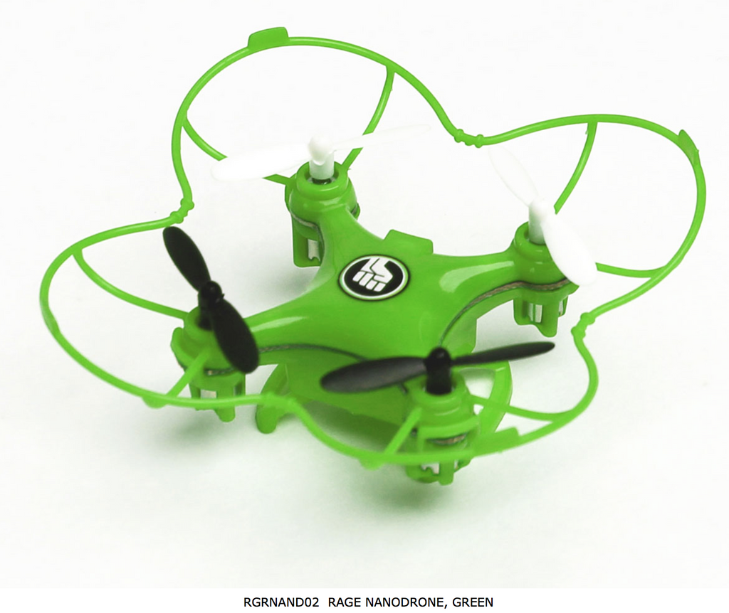 RAGE NANO MINI DRONE - Carolina Dronz - 4