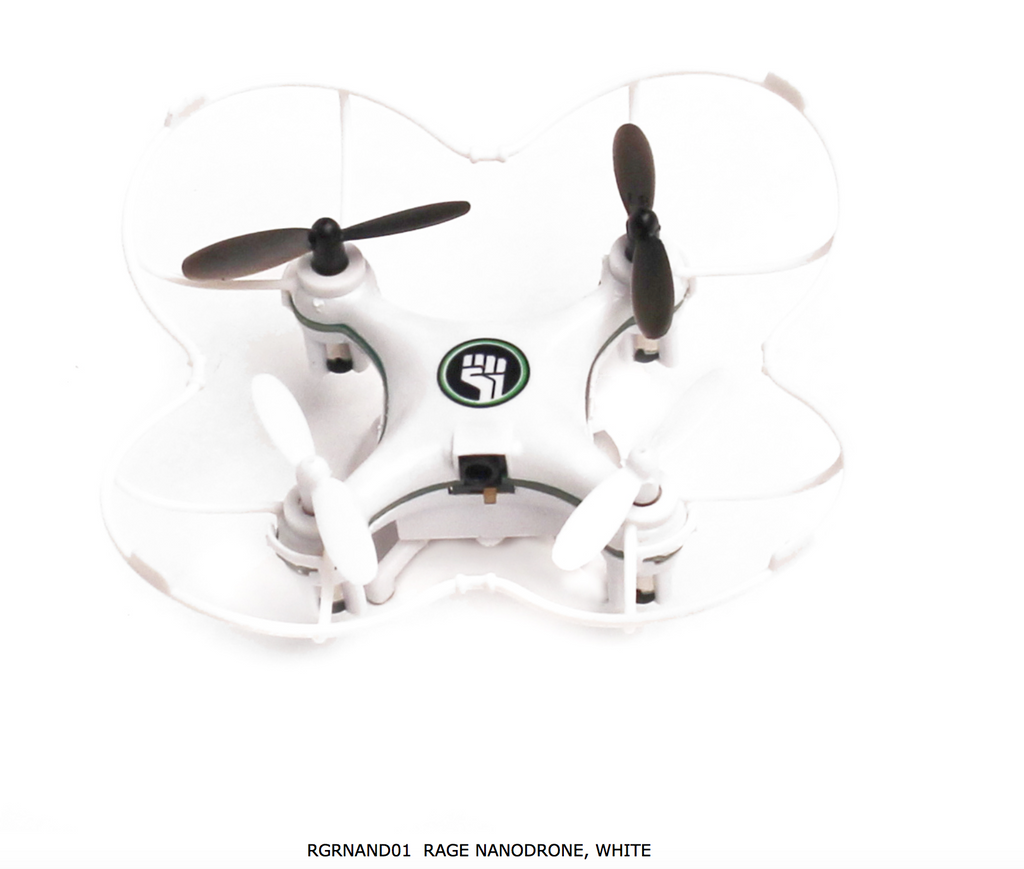RAGE NANO MINI DRONE - Carolina Dronz - 2