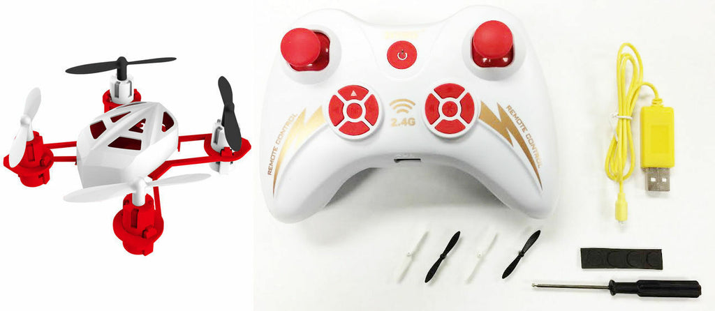 Skytech M63 Mini Red 2.4Ghz RTF 3D Quadcopter