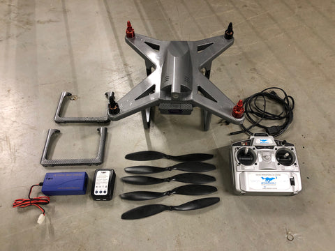 Pre-Owned Speedwolf Drone