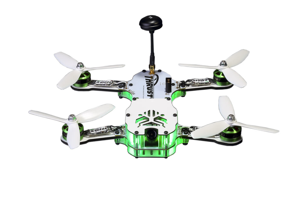 Thrust UAV Riot 250R Pro Edition, BNF - Carolina Dronz - 1