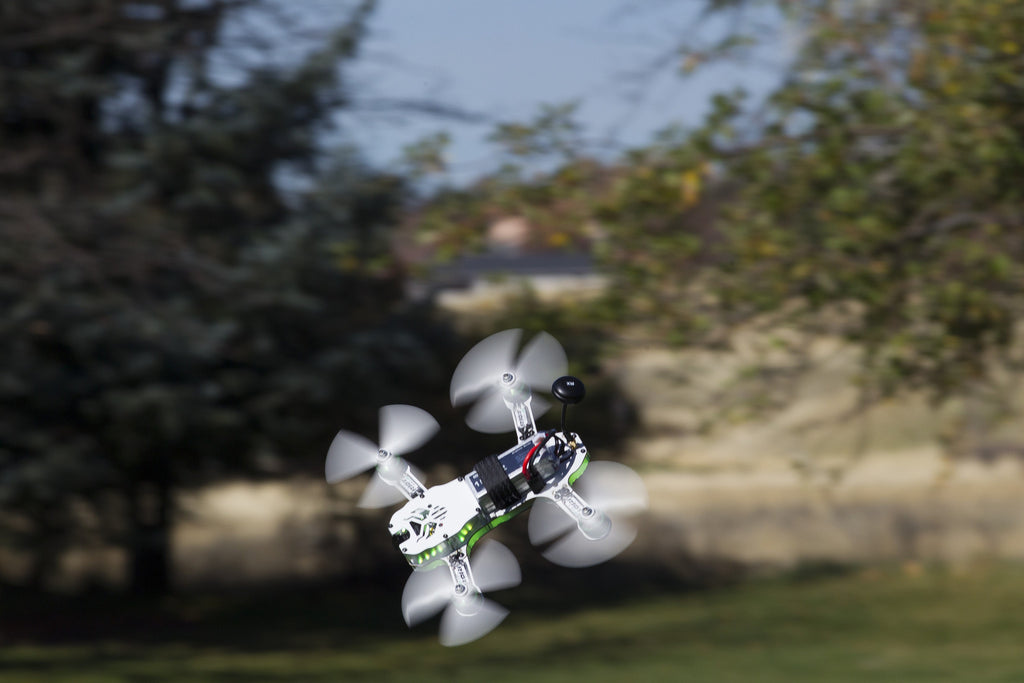 Thrust UAV Riot 250R Pro Edition, BNF - Carolina Dronz - 3