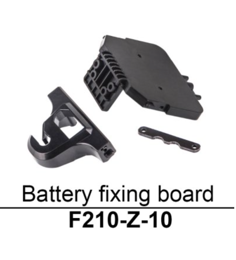 Walkera F210 Battery Fixing Board - Carolina Dronz