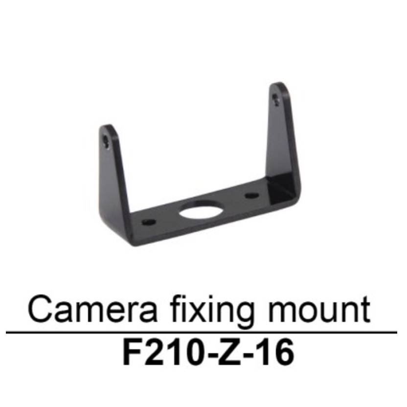 Walkera F210 Camera Fixing Mount - Carolina Dronz