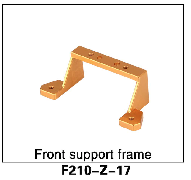 Walkera F210 Support Frame - Carolina Dronz