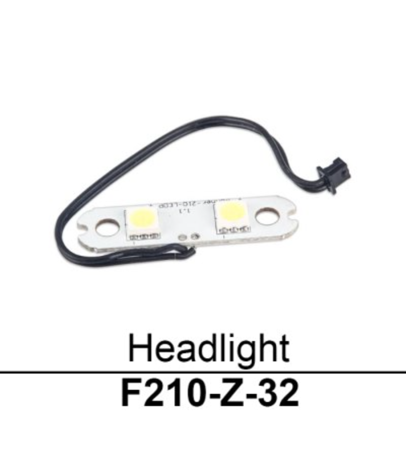 Walkera F210 Headlight - Carolina Dronz