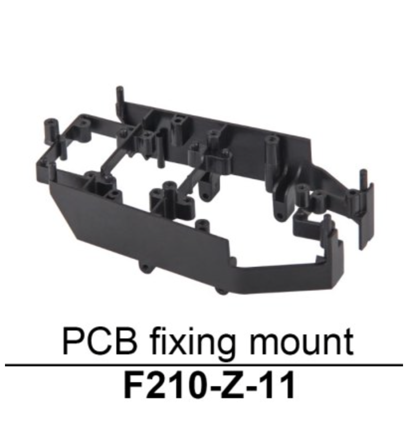 Walkera F210 PCB Fixing Mount - Carolina Dronz