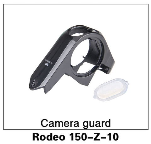 Walkera F150 Rodeo Camera Guard White - Carolina Dronz