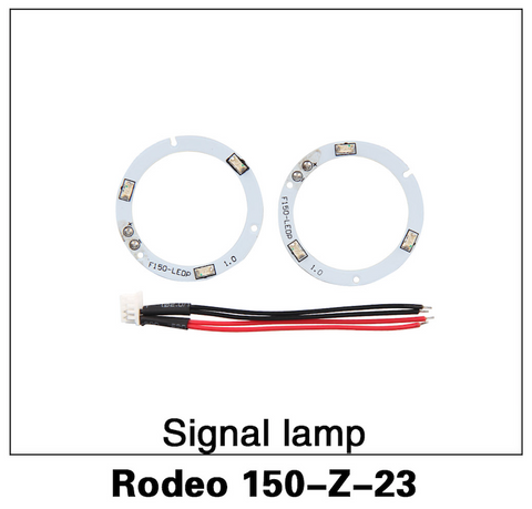 Walkera F150 Rodeo Signal Lamp - Carolina Dronz