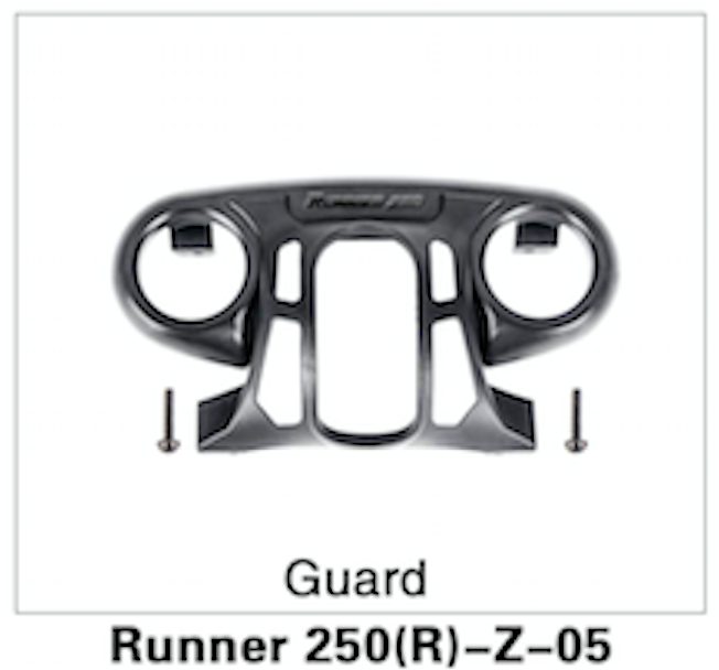 Walkera Runner 250 Advanced Front Guard - Carolina Dronz - 1