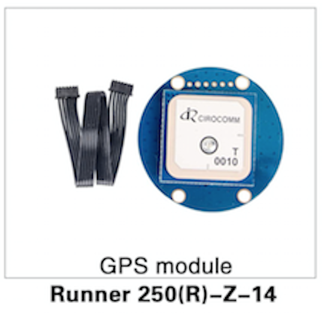 Walkera Runner 250 Advanced GSP Module - Carolina Dronz - 1