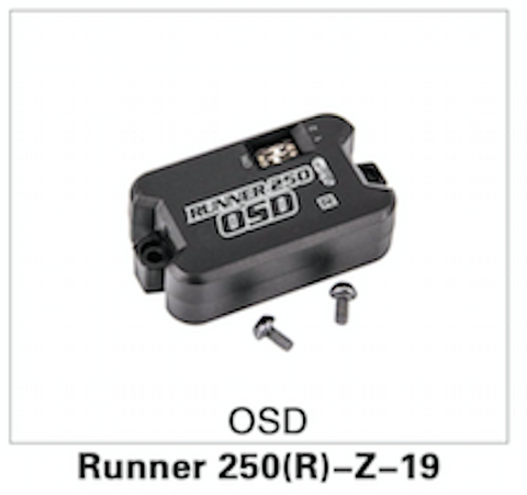 Walkera Runner 250 Advanced OSD - Carolina Dronz - 1