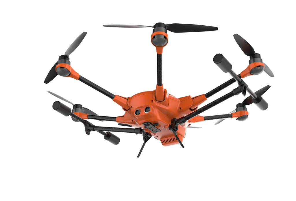 Yuneec H520 Industrial Commercial Hexa-Copter Bundle with CGOET Camera