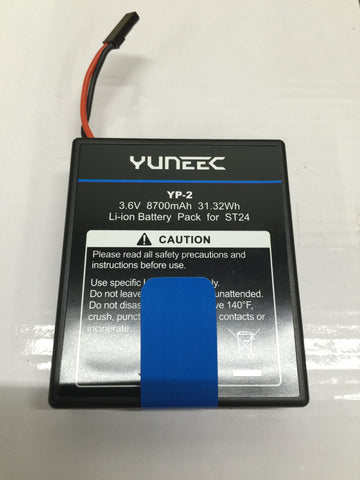 Yuneec ST24 Smart Transmitter Replacement Lithium Battery - Carolina Dronz