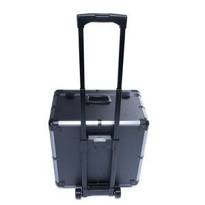 Yuneec Q500-4k Black Metal Case with Trolley Handle - Carolina Dronz - 1