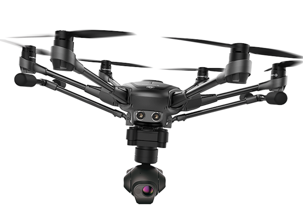 Yuneec Typhoon H with CGO-ET, Thermal Dual Camera Bundle - Carolina Dronz - 1
