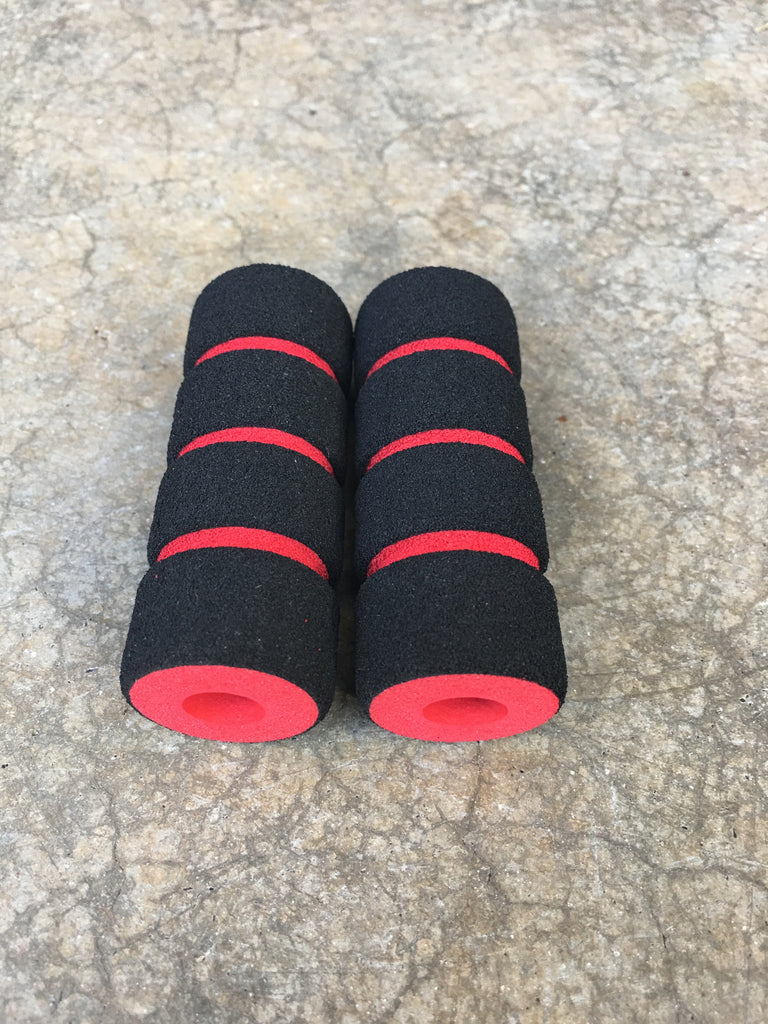 Yuneec Typhoon H Red Landing Pads (2) - Carolina Dronz - 2