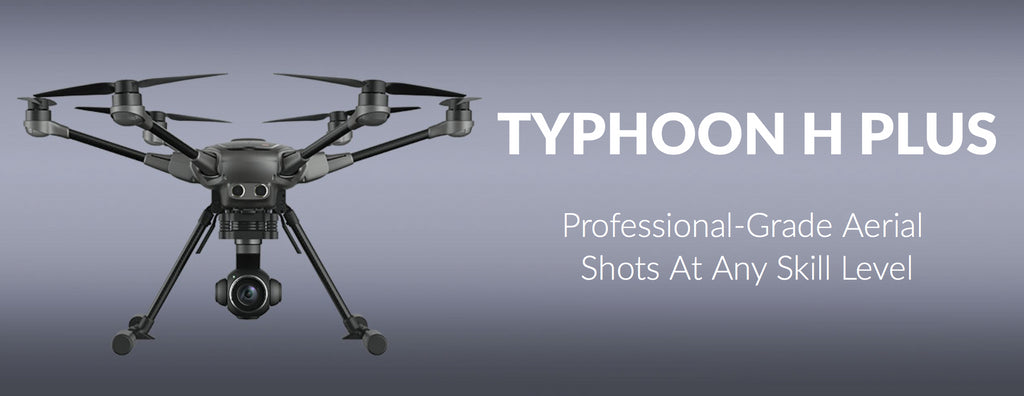 Yuneec Typhoon H Plus Kit, with 1