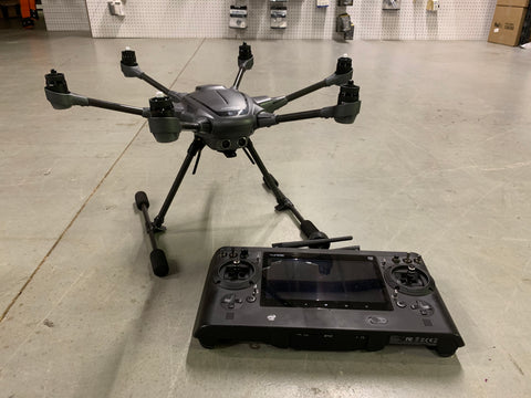 Pre-Owned Yuneec Typhoon H BNF with Transmitter