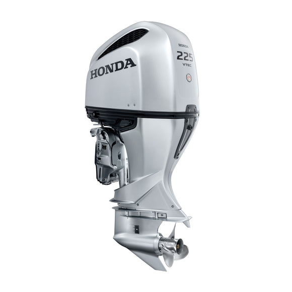 Honda Marine Outboard - BF 225 HP - Sideview