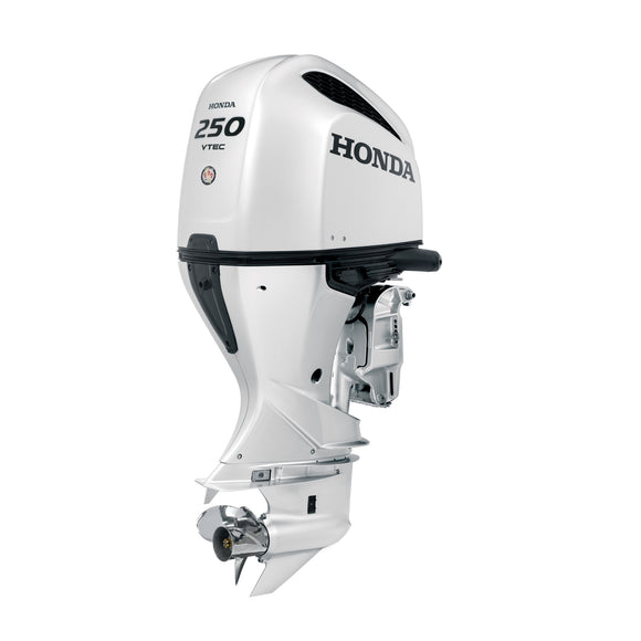 Honda Marine Outboard - BF250 - Sideview