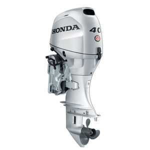 Honda Marine Outboard - BF 40 HP - Sideview