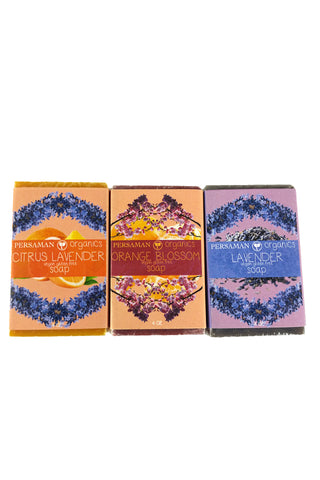 Wellness Soap Bar Set