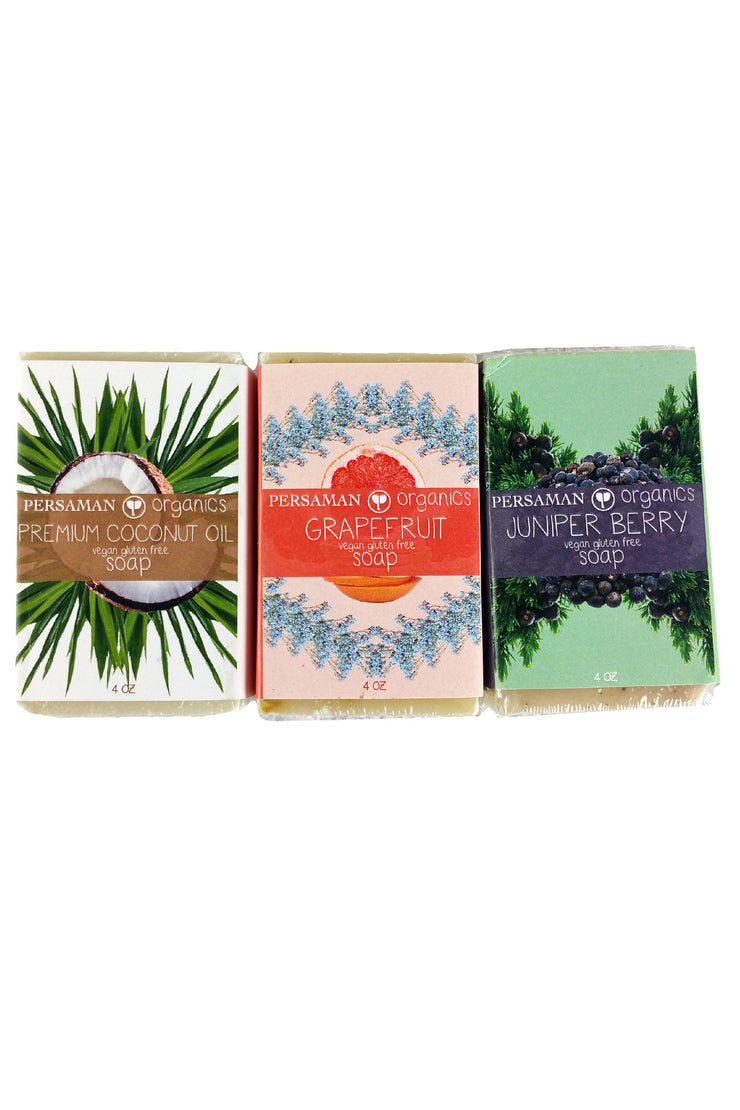 Yogi Soap Bar Set