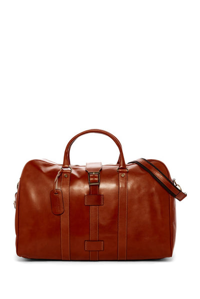Santino Duffle Light Brown