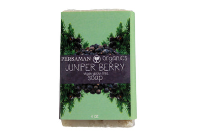 Organic Juniper Berry Soap Bar