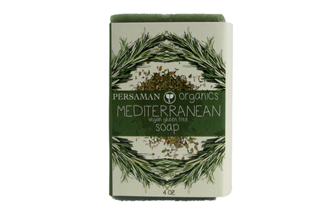 Organic Mediterranean Soap Bar