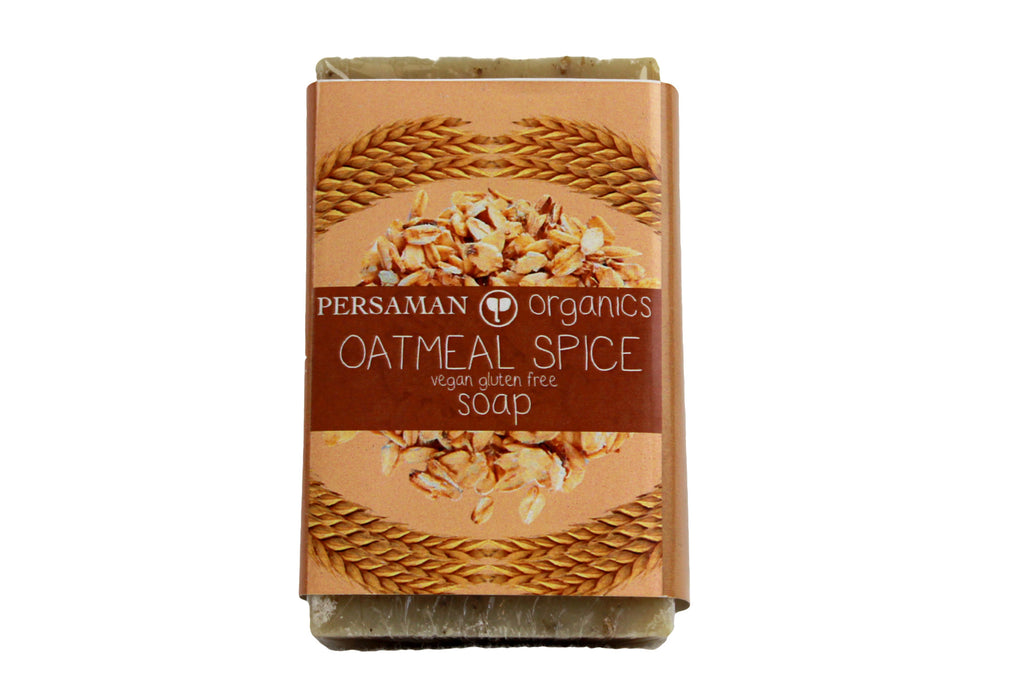 Organic Oatmeal Spice Soap Bar