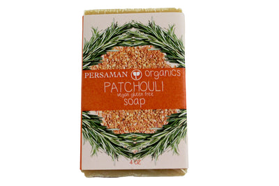 Organic Patchouli Soap Bar