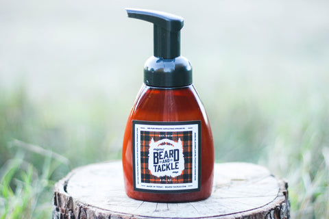 Beard & Tackle Foaming Soap - Beard & Tackle  - 1