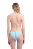 Paia Deux Bow Bottoms - Boy Blue