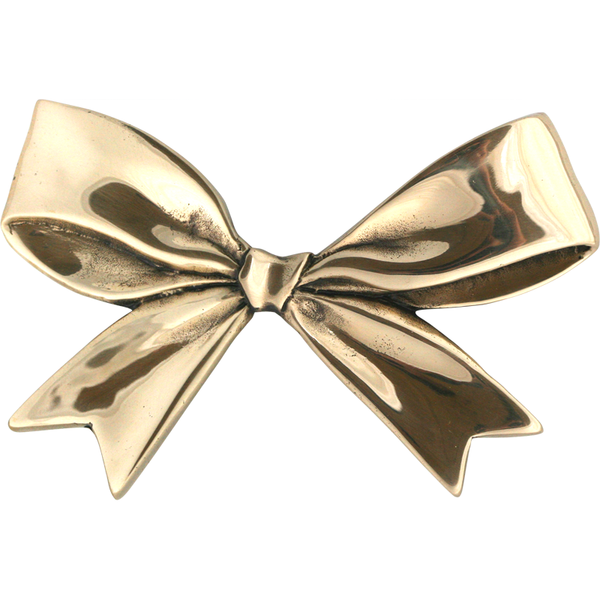 Bow Belt Buckle