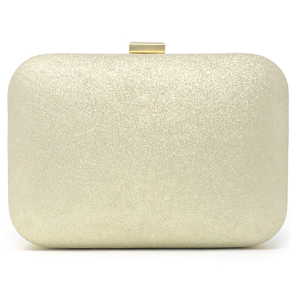 """Champagne Wishes"" clutch"