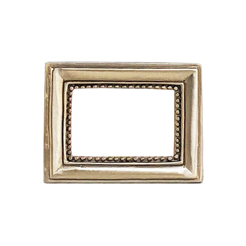 Brass Picture Frame Belt Buckle