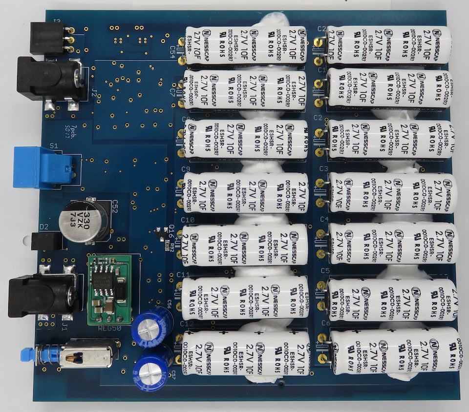 Ultracap Lps 12 Uptone Audio Power Supply Circuit For Low Noise